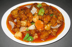 Tangy Hot and Sour Chicken