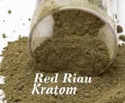 Red Riau Kratom for hike