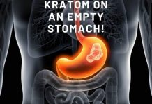 Kratom on an empty stomach